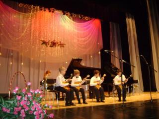 Отчетный концерт 2012