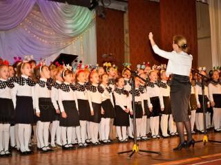 Новогодний хоровой концерт