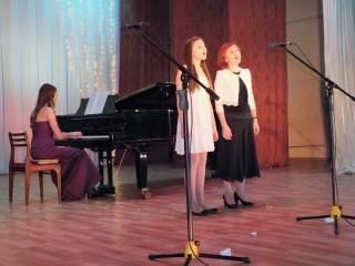 Новогодний концерт - сказка хорового отделения ДМШ № 4